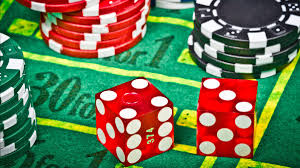 Smart Bets at the Craps Table